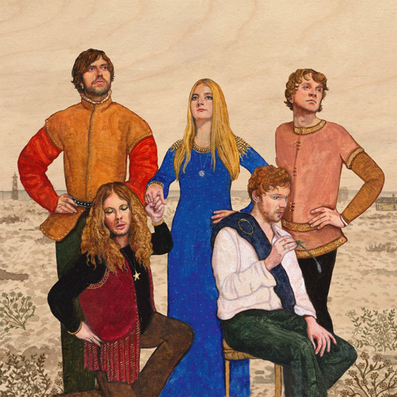 Trembling Bells to release new album 'Dungeness' on 30th March