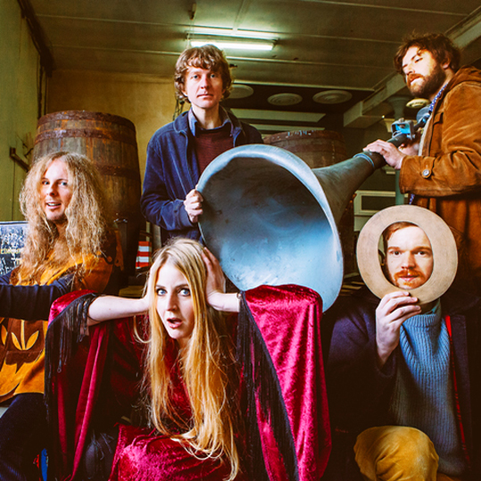 Trembling Bells to release new album and announce tour dates!