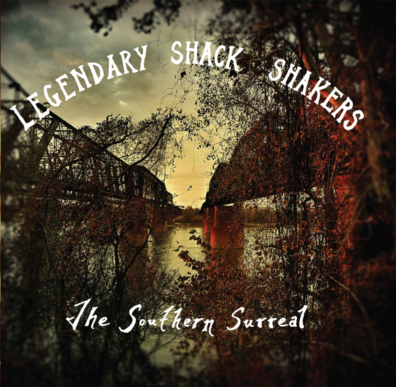 Legendary Shack Shakers  release new album 'The Southern Surreal' in September