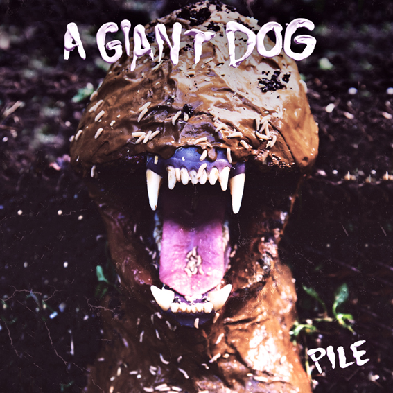 Merge to release new album from A Giant Dog on 6th May