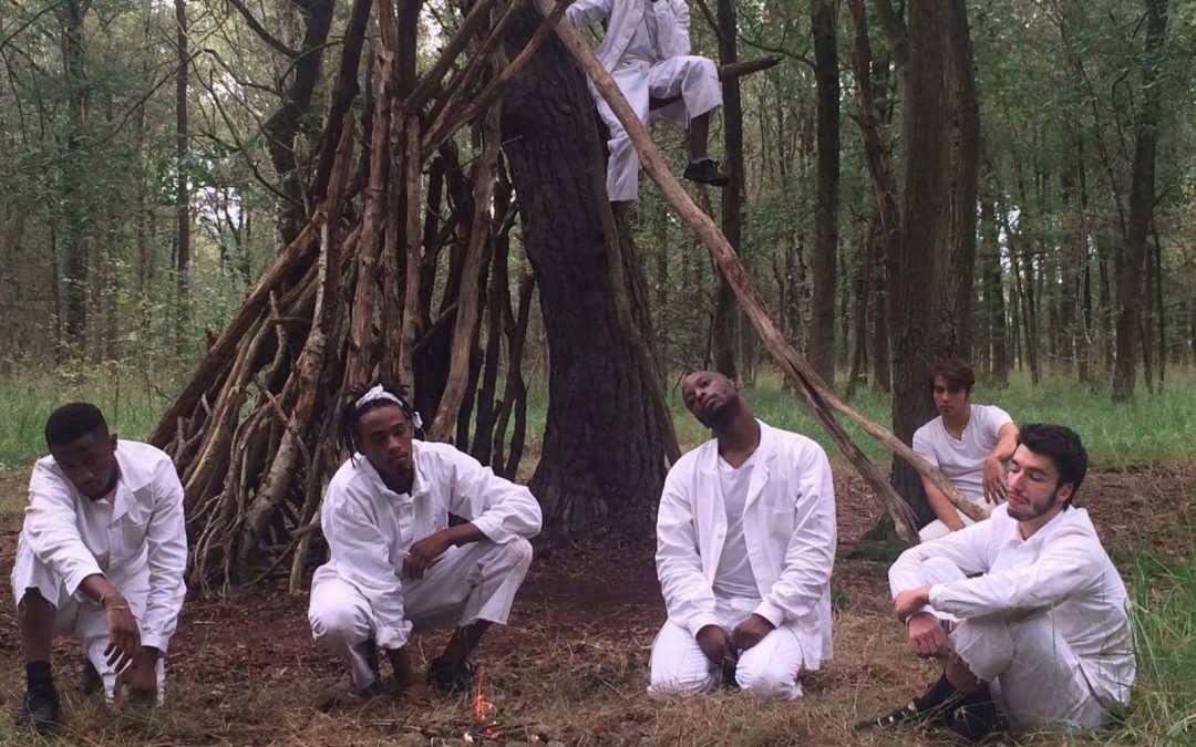 "Watch the new video ""Woods"" from Black Marble"