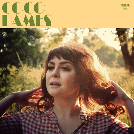 Merge to release debut solo album from Coco Hames in March