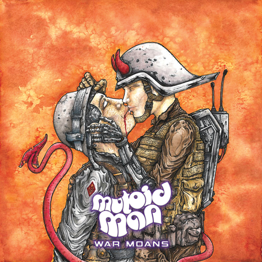 Mutoid Man announce new album 'War Moans' on Sargent House