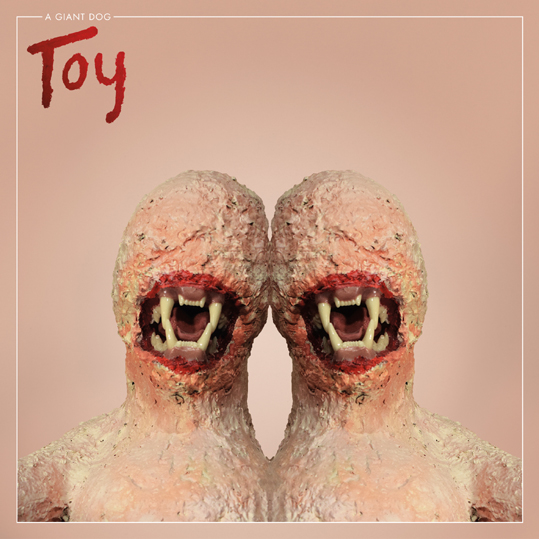 A Giant Dog return with new album 'Toy' out August 25 on Merge Records