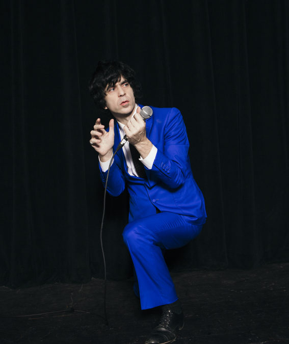 Escape-ism (Ian Svenonius) to tour the UK in November.