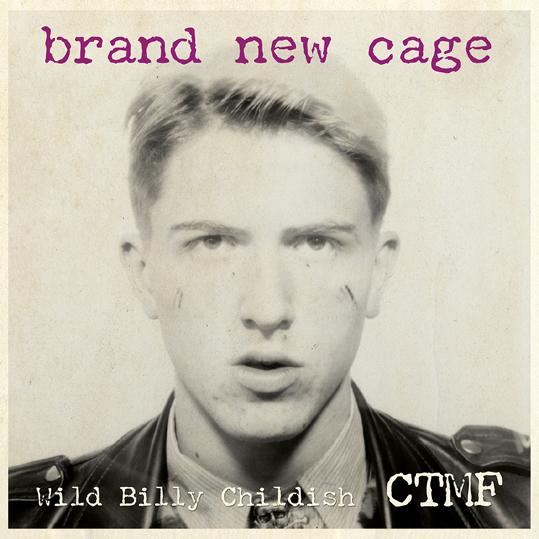 Wild Billy Childish & CTMF return with new album 'Brand New Cage'