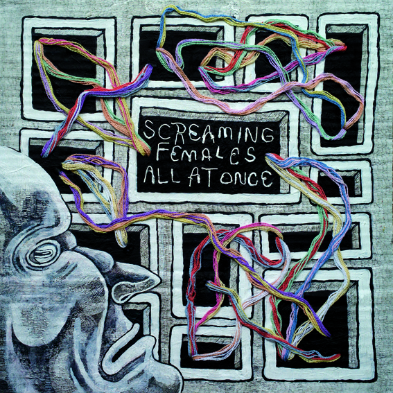 Screaming Females are back with new album 'All At Once' released 23rd February on Don Giovanni Records