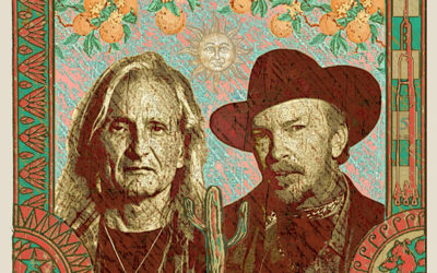 Folk heroes unite on Dave Alvin & Jimmie Dale Gilmore's odyssey across the American West