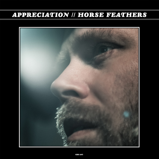 Kill Rock Stars to release new Horse Feathers album. 'Appreciation' is out 4th May