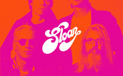 Sloan are back with their new album '12' – out 6th April on Yep Roc