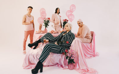 "LibraLibra unveils video for new single ""Tongues"""