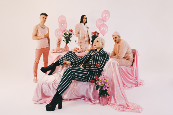 """LibraLibra unveils video for new single """"Tongues"""""""