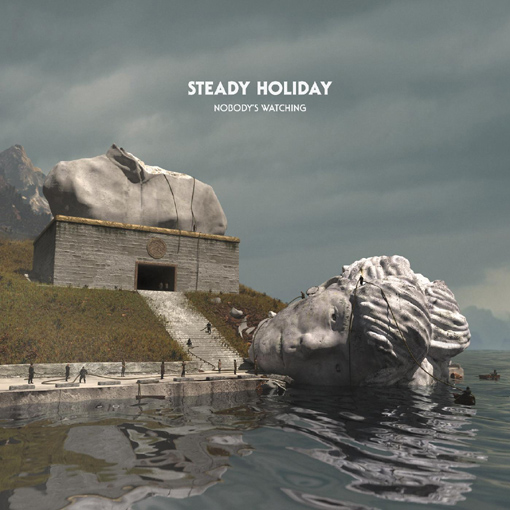 Steady Holiday to release new album 'Nobody's Watching' out 5th October on Barsuk Records