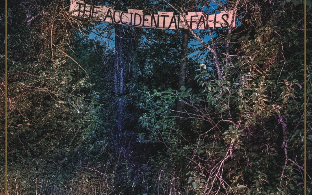 Eyelids announce new album 'The Accidental Falls' out January 31st on Decor Records