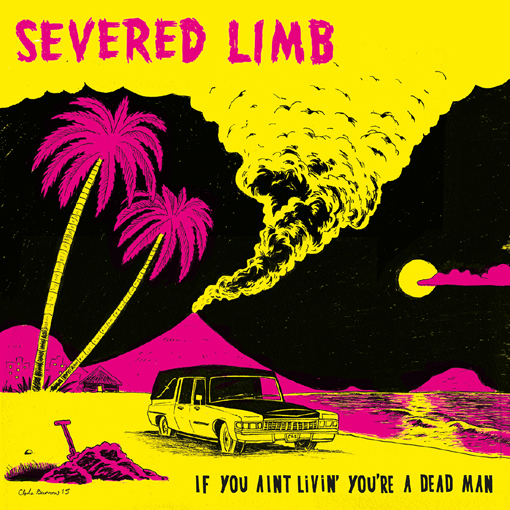 Severed Limb to release new album on Damaged Goods!