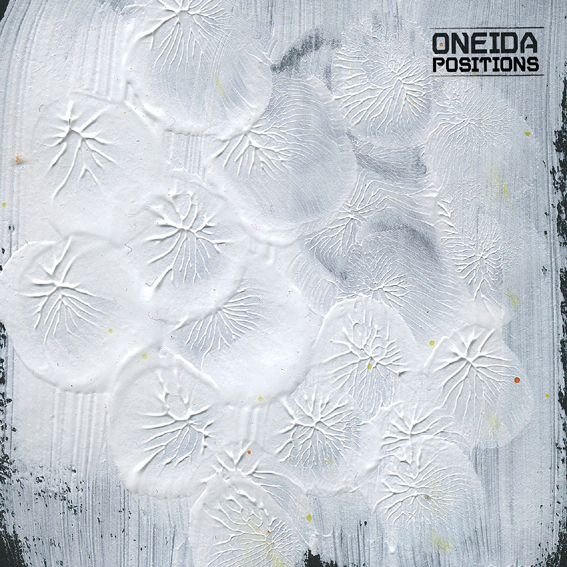Rocket Recordings to release Oneida EP 'Positions'