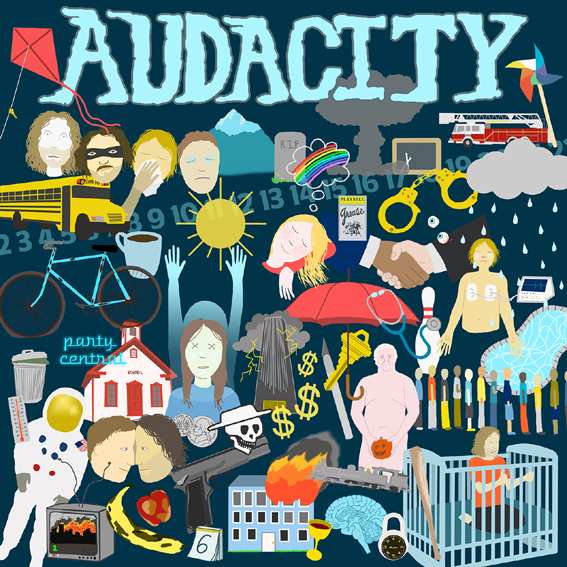 Audacity to release new Ty Segall produced album on Suicide Squeeze