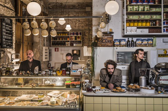 Naim Records to release new album from Barcelona's Seward.