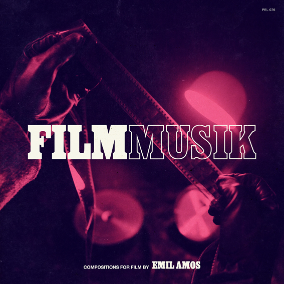 Emil Amos to release new album 'Filmmusik' on 2nd June
