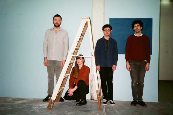 """Lithics share new video """"Specs"""" from forthcoming Kill Rock Stars album """"Mating Surfaces"""""""