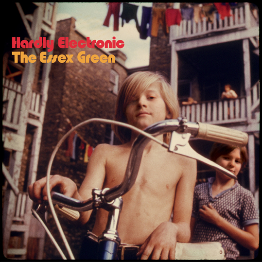 The Essex Green return this summer with new album 'Hardly Electronic' out 29th June on Merge Records