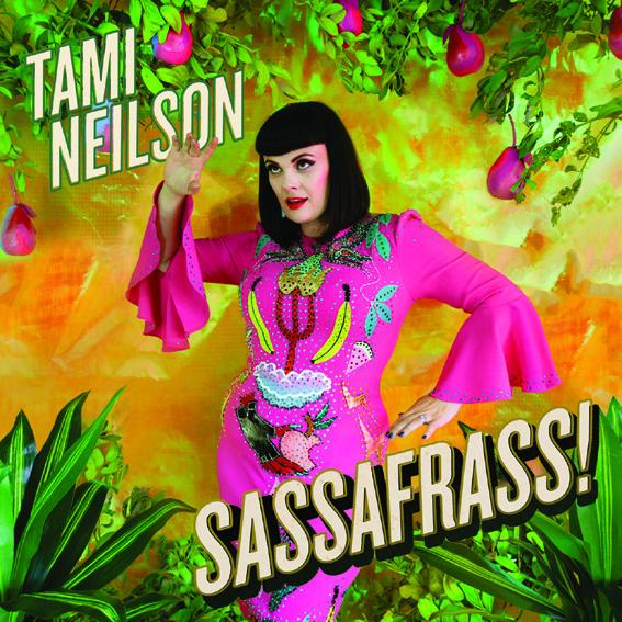 Tami Neilson releases her new album 'Sassafrass' on 1st June on Outside Music