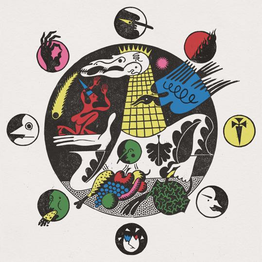 Pigs Pigs Pigs Pigs Pigs Pigs Pigs announce new album 'King of Cowards' out 28th September on Rocket Recordings