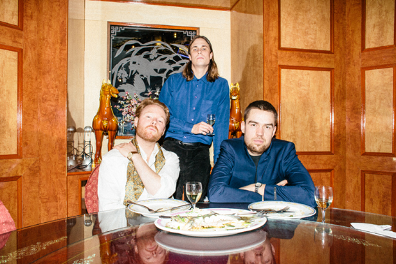 """Danish noise-rock trio The Entrepreneurs premiere new video """"Joaquin"""" from forthcoming debut album out early next year"""