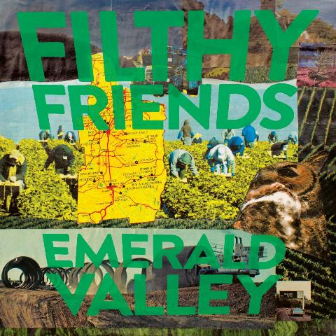 Filthy Friends (Corin Tucker & Peter Buck) announce new album 'Emerald Valley' out May 3 on Kill Rock Stars