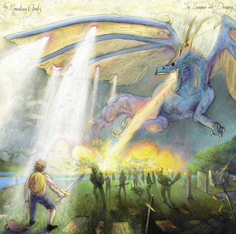 The Mountain Goats announce new album 'In League with Dragons' out 26th April on Merge Records