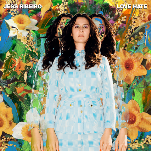 Melbourne's Jess Ribeiro to release new album 'LOVE/HATE' on 12th April