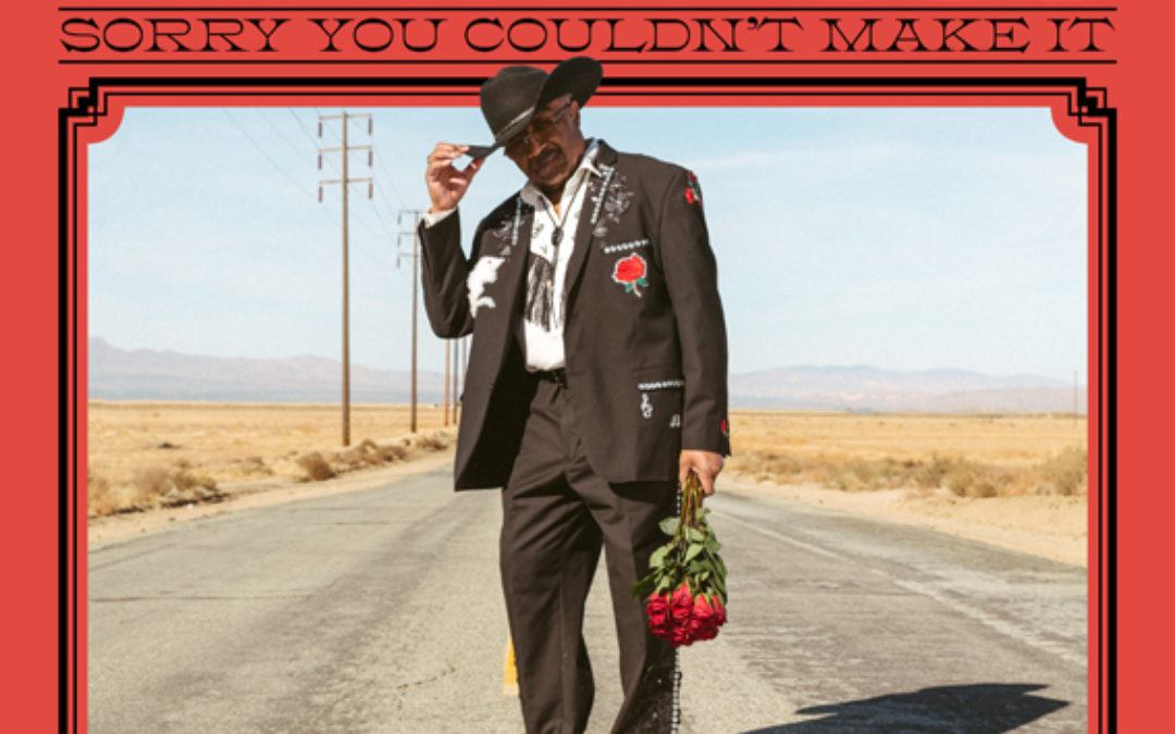 Swamp Dogg announces new album 'Sorry You Couldn't Make It' out March 6 on Joyful Noise Recordings