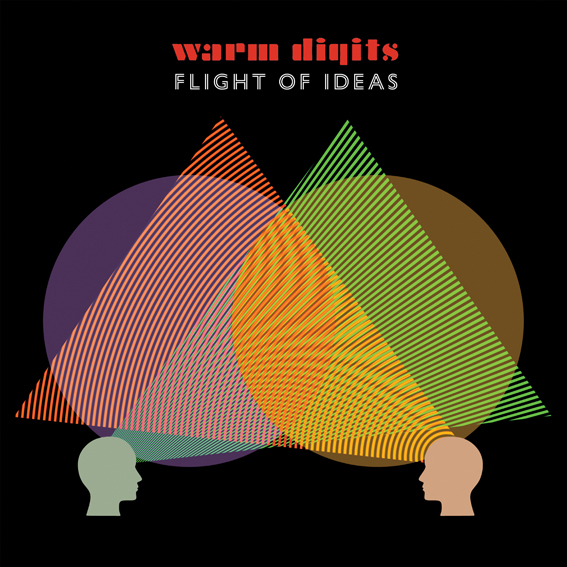 Warm Digits announce new album 'Flight of Ideas' out 10th April on Memphis Industries