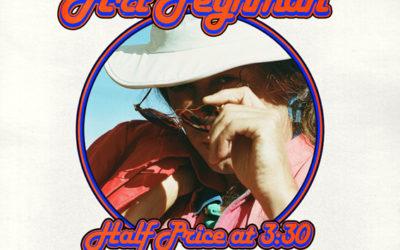 Art Feynman announces new album 'Half Price at 3.30' out 26th June on Western Vinyl