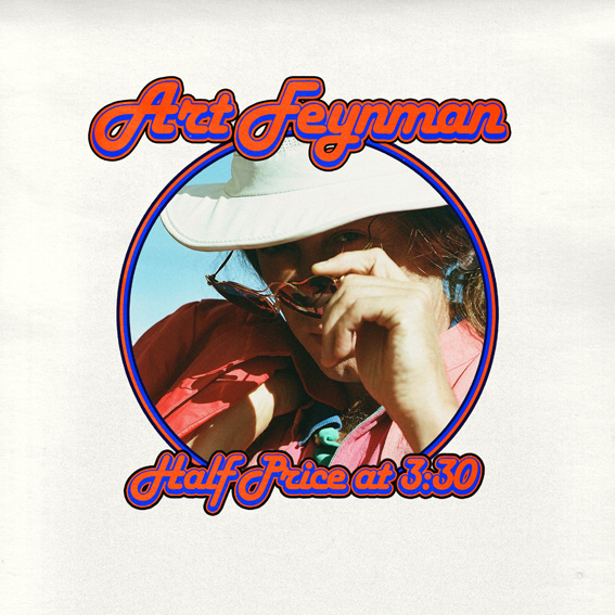 Art Feynman announces new album 'Half Price at 3.30' out 26th June on Western Vinyl