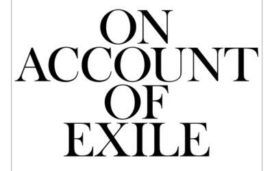 Trevor Sensor announces new album 'On Account of Exile Vol. 1' out 18th June