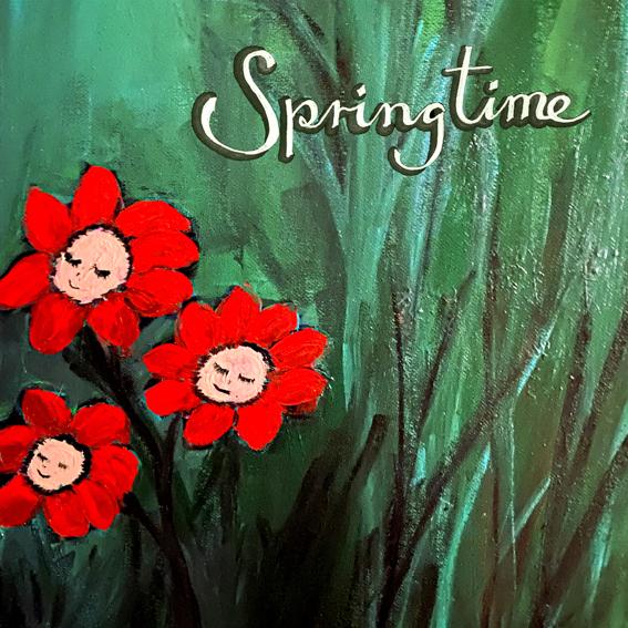 Springtime to release debut album in November on Joyful Noise Recordings